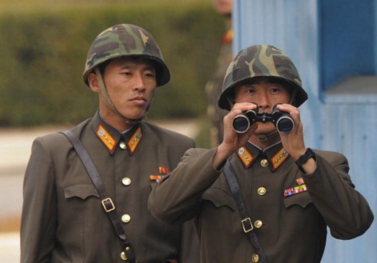 Hàn Quốc bác tin gián điệp bị Triều Tiên bắt - 1