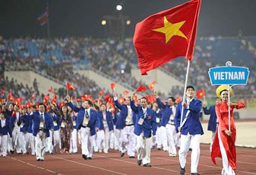 Việt Nam duy trì mục tiêu Top 3 SEA Games 2013 - 1