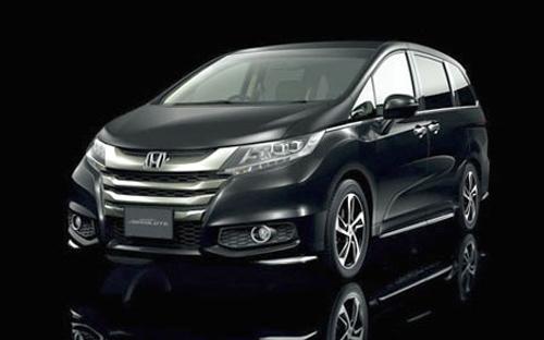 Honda trình làng Odyssey Minivan 2014 - 1