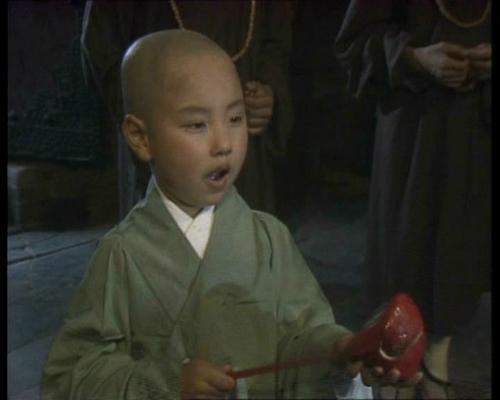 Bí mật bé gái 5 tháng tuổi vào vai Đường Tăng - 5