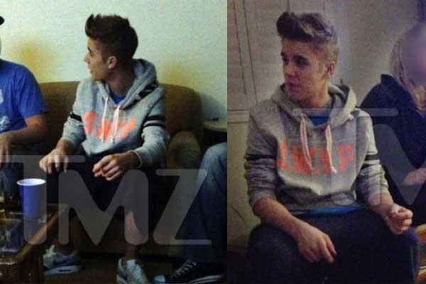 Justin Bieber - tay chơi gái lừng danh - 1