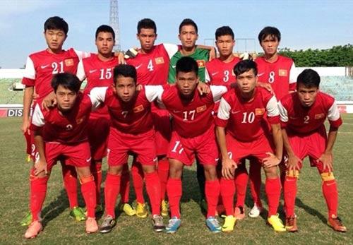 U19 VN sẽ đối đầu U19 Arsenal & Nhật Bản? - 1