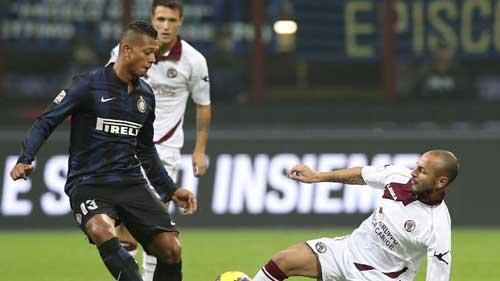Inter - Livorno: Bàn thua tai hại - 1