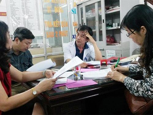 HN: Nhiều phòng khám tư nhân sai phạm - 1