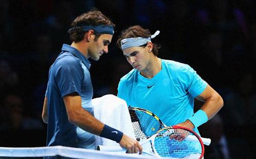 Nadal - Federer: Một mất một còn (BK World Tour Finals) - 1