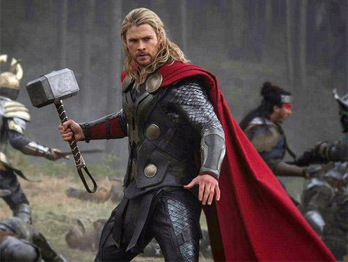 Thor 2 thống trị doanh thu phòng vé toàn cầu - 1