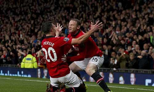 MU 1-0 Arsenal: Nỗi ám ảnh Rooney - 1