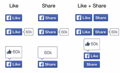 Nút Like của Facebook sắp có diện mạo mới - 1