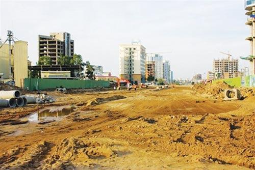 Gần 1.000 dự án BĐS ở thành phố lớn bị 'treo giò' - 1