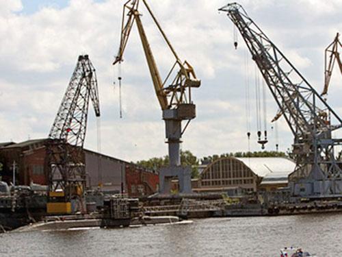 Nga hạ thủy tàu ngầm Kilo đầu tiên cho VN - 1