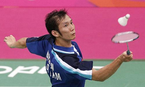 Tiến Minh gục ngã ngay vòng 1 China Open - 1