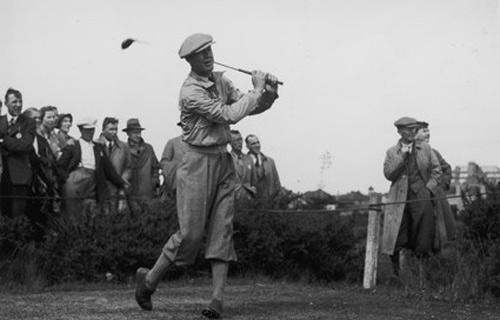 Byron Nelson: Cha đẻ golf swing hiện đại - 1