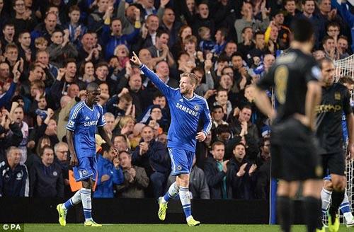 Chelsea-Mourinho: Vẫn chỉ giỏi phản công - 1