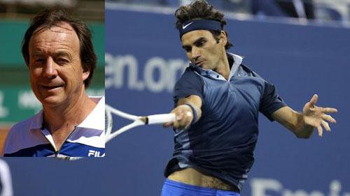 Hé lộ HLV mới sẽ hợp tác với Federer - 1