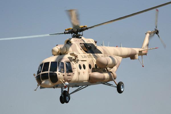 Mỹ bất ngờ ngừng mua trực thăng vũ trang Nga - 1