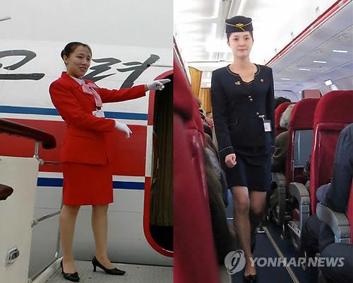 Triều Tiên đổi đồng phục gợi cảm cho tiếp viên - 1