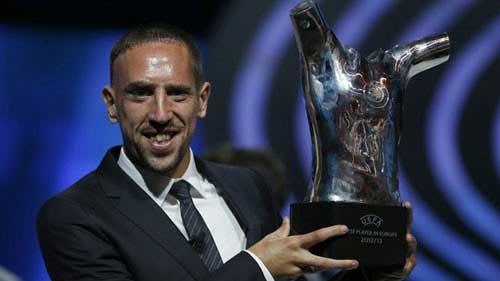 """Ribery: """"Tôi xứng đáng giành QBV"""" - 1"""