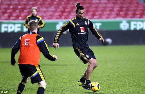 BĐN–Thụy Điển: Trên đôi vai Ronaldo-Ibra - 1