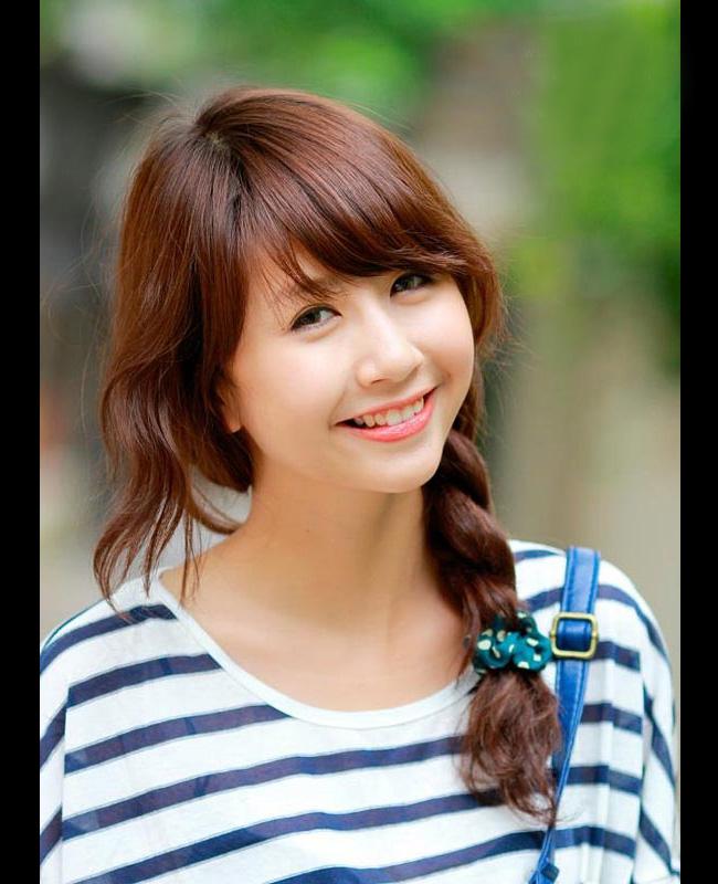 Hot girl Quỳnh Anh shyn sinh năm 1996