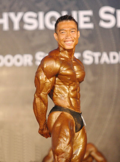 """""""Kiến càng"""" Nguyễn Anh Thông vô địch thế giới hạng 60 kg - 1"""
