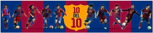 """Messi & hành trình """"lột xác"""" sau 10 năm - 1"""