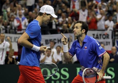 HOT: Không Djokovic, Serbia thua thảm - 1