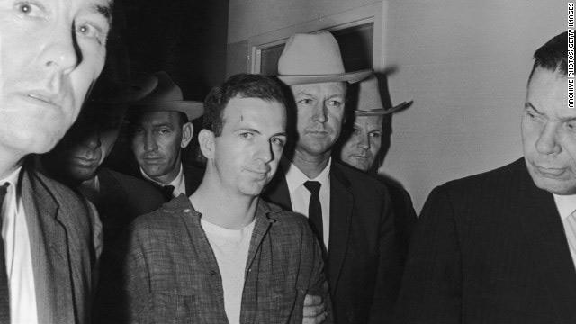 Những điều chưa biết về vụ ám sát TT Mỹ Kennedy - 1