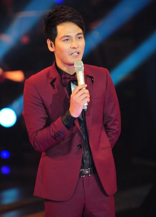 MC Phan Anh mắc lỗi sơ đẳng khi dẫn The Voice - 1