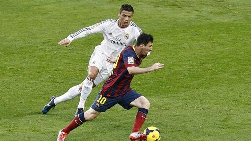 Người Barca bênh Ronaldo vụ Blatter - 1