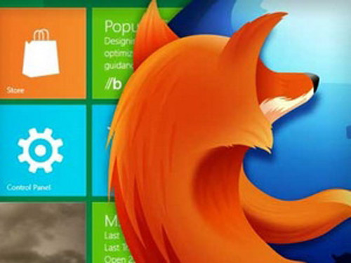 Mozilla phát hành Firefox Metro cho Windows 8 - 1