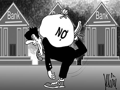 """""""Chạy"""" nợ ngân hàng - 1"""