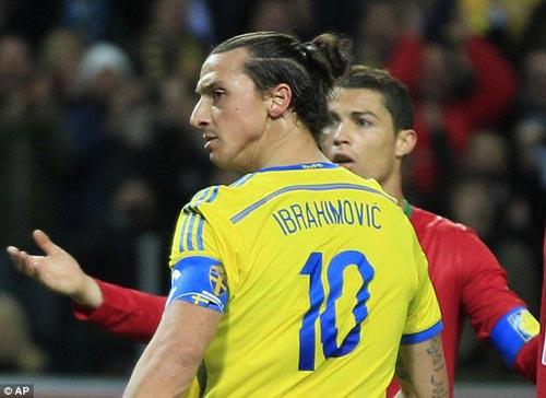 Hãy ngả mũ trước Ronaldo và cả Ibra! - 1