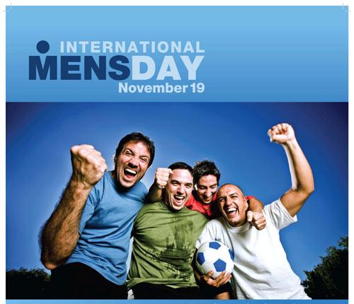 Ngày Quốc tế Đàn ông, tại sao không? - 1