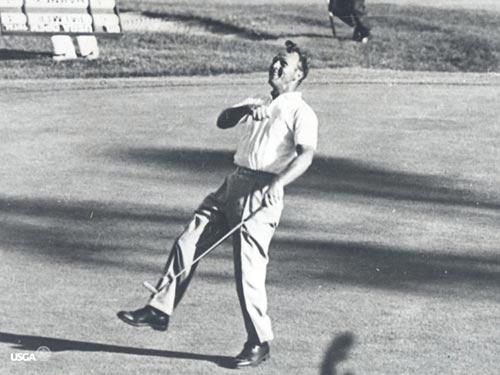 Arnold Palmer: Người đưa golf tới công chúng - 1