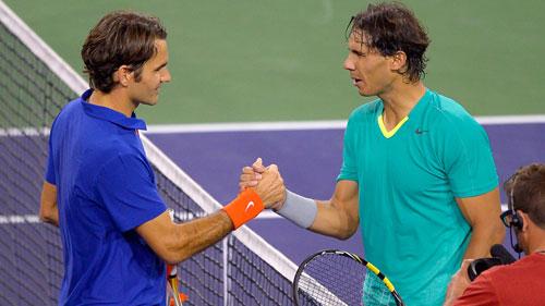 Nadal-Federer 2013: Thời kinh điển còn đâu! - 1