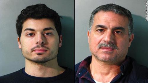 Mỹ: Hai cha con chiếm đoạt vé số 1 triệu USD - 1