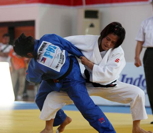 SEA Games 2013: Đội tuyển judo Việt Nam trông chờ vào cựu binh - 1