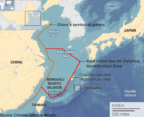 """TQ """"vơ"""" đảo Hàn Quốc vào khu vực phòng không - 1"""