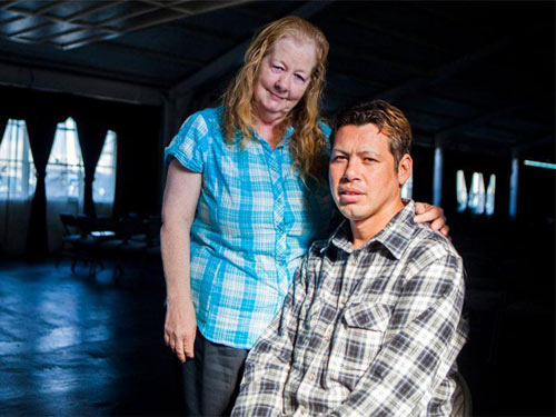 Mỹ: Mẹ con trùng phùng sau hơn 30 năm ly biệt - 1