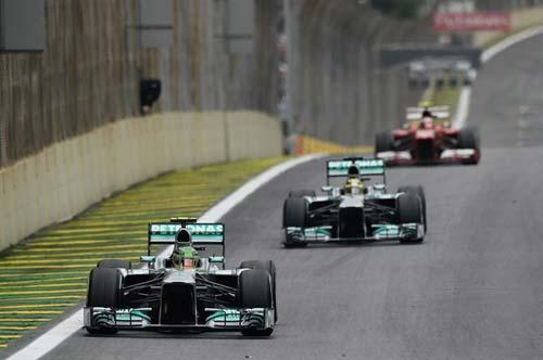 F1 - Brazilian GP: Kết thúc - 1