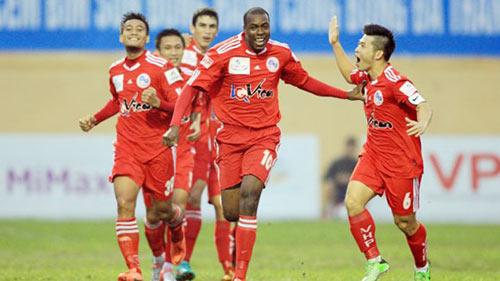 Vicem.Hải Phòng không bỏ V-League 2014 - 1
