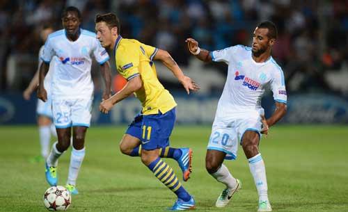 Arsenal - Marseille: Lợi thế ở Emirates - 1