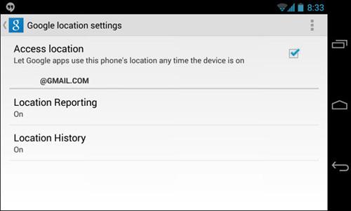 Những chiêu Android lấy thông tin người dùng - 1