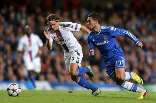 Basel – Chelsea: Một công đôi việc - 1