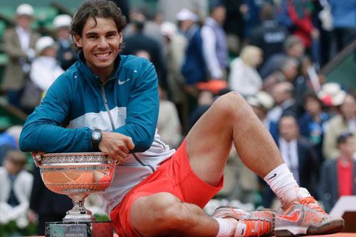 Nadal 2013: Da Vinci của tennis - 1