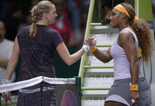 Top 5 trận hay nhất quần vợt nữ 2013 - 1