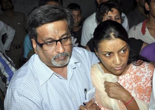 Ấn Độ: Án chung thân cho bố mẹ sát hại con gái - 1