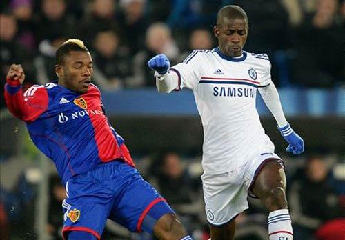 Basel - Chelsea: Đòn đau phút 87 - 1