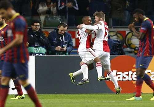 Ajax – Barca: Những chiến binh quả cảm - 1