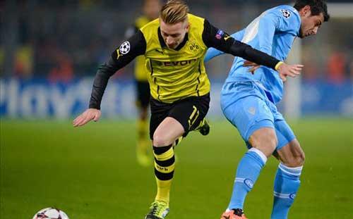 Dortmund – Napoli: Thắp sáng niềm tin - 1